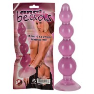 Bile Anale Anal Beads Pink