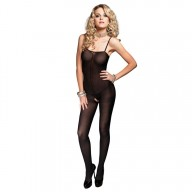 Bodystocking Leg Avenue Opaque 8208 One Size