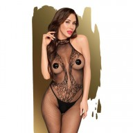 Bodystocking Penthouse First Lady Black S/L