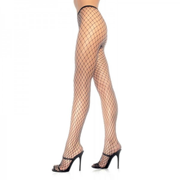 Ciorapi Leg Avenue Spandex Diamond Net Tights One Size