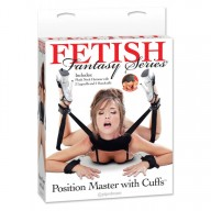 Fetish Position Master With Cuffs