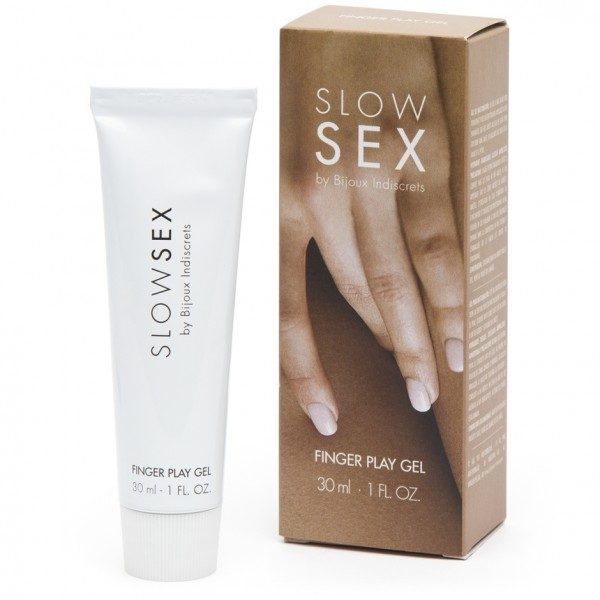 Gel Stimulator Slow Sex Finger Play
