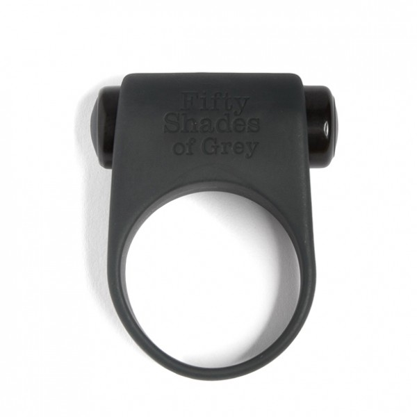 Inel Cu Vibratie Fifty Shades Of Grey Cock Ring
