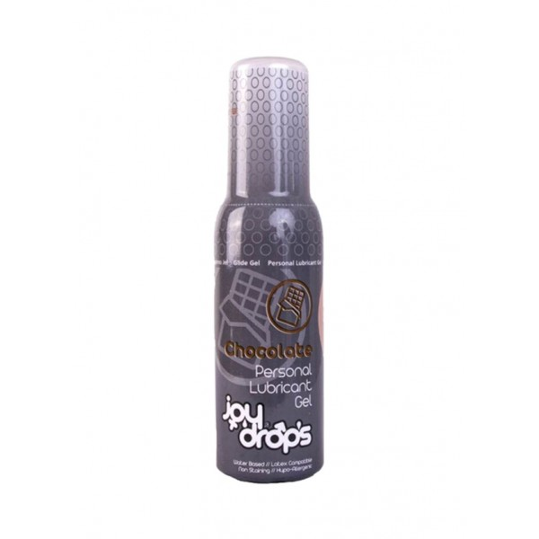 Lubrifiant Gel Joy Drops Chocolate 100 ML