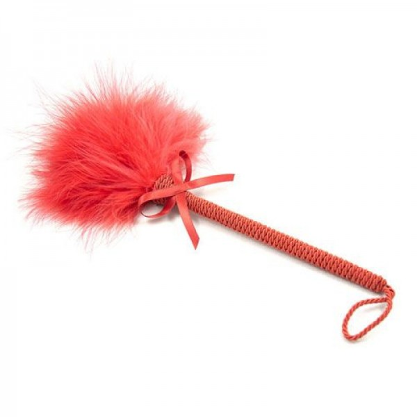 Puf Soft Skin Duster Red
