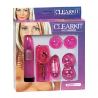 Set ClearKit Pink
