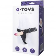 Strap-on Hollow A Toys Shaul