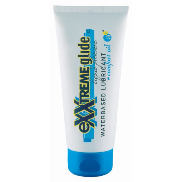 Lubrifiant Anal Cu Efect De Relaxare Si Dilatare Exxtreme Water Based 100 ML